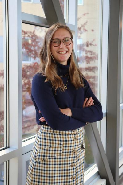 Maggy Robinson, étudiante de 4eannée au programme de doctorat en médecine