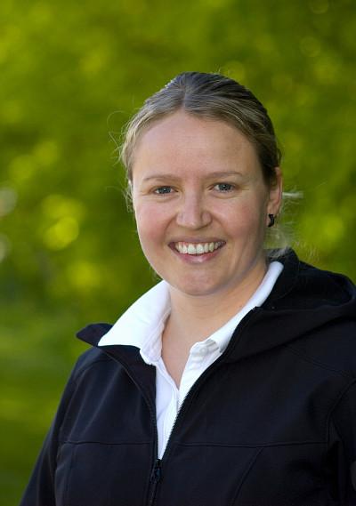 Fanie Pelletier, professeure au Département de biologie de l'Université de Sherbrooke.
