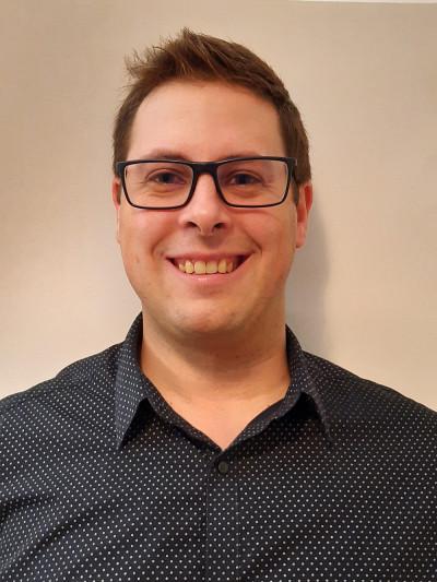 Olivier Moreau, étudiant au doctorat en gérontologie à la Faculté des lettres et sciences humaines, a récemment reçu un montant de 1500$.