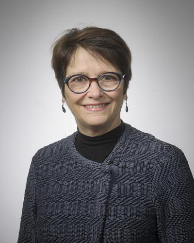 Pre Jacinthe Harbec, directrice de l'École de musique.