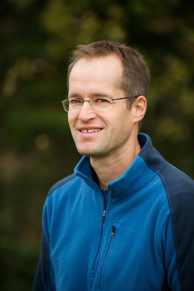 Le professeur Mark Vellend, du Département de biologie.
