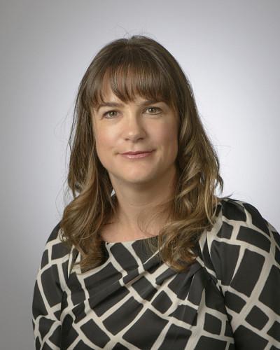Nathalie Delli-Colli, professeure à l'École de travail social