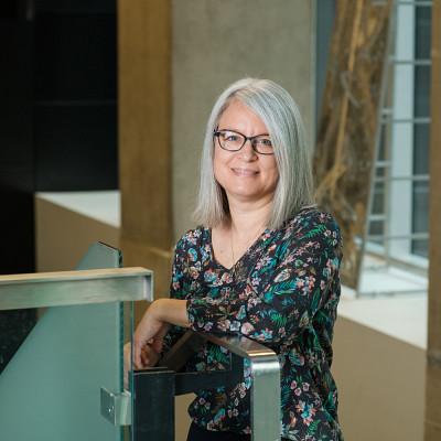 Professeure Marilou Bélisle, Département de pédagogie, Faculté d'éducation.