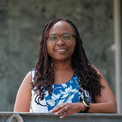 Professeure Joséphine Mukamurera, Département de pédagogie, Faculté d'éducation.