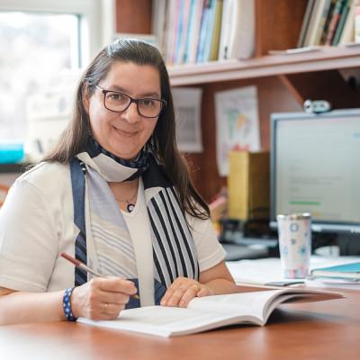 Professeure Patricia Marchand, Département d'études sur l'adaptation scolaire et sociale, Faculté d'éducation.