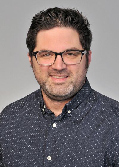 Dr Frédérick D'Aragon, anesthésiologue intensiviste au CIUSSS de l'Estrie-CHUS, professeur-chercheur à la FMSS et au CRCHUS