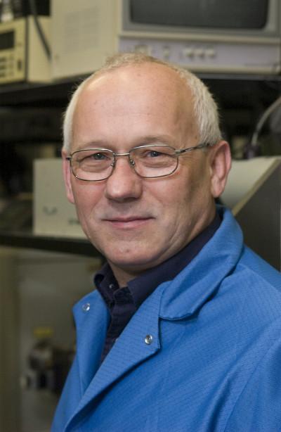 Le professeur Jan Dubowski