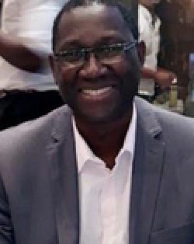 Bocar Niang, diplômé du doctorat en histoire de l'Université de Sherbrooke.