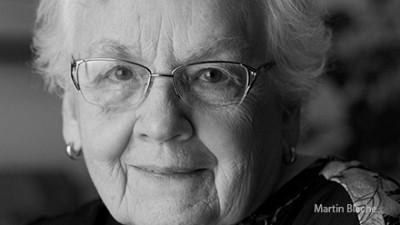 Micheline Dumont, professeure émérite de l'Université de Sherbrooke.