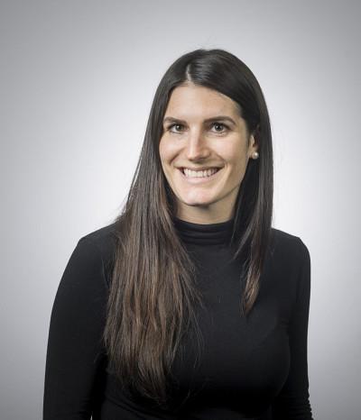 Professeure Gabrielle Garon-Carrier