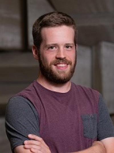 Maxime Bilodeau, gagnant du concours de vulgarisation scientifique 2020 de l'Université de Sherbrooke