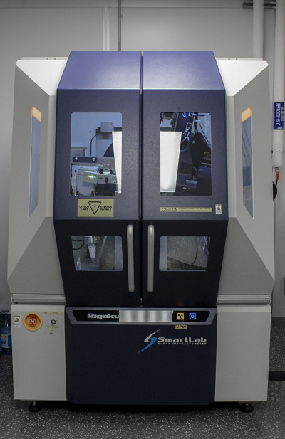 Le SmartLab de Rigaku a fait son entrée au 3IT à l'été 2020.