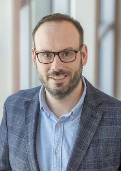 François Ferland,professeur adjoint à la Faculté de géniede l'Université de Sherbrooke.