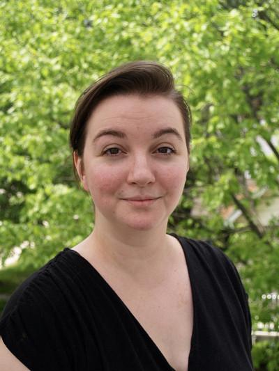 Ève-Marie Pineault coordonne le Réseau d'étudianteset étudiants en recherche sur la santé, le sexe et le genre.