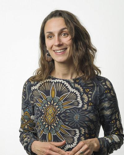 Émilie Lefol, doctorante en biologie