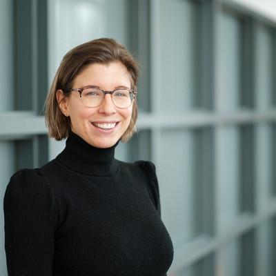 Julie St-Cerny-Gosselin, professionnelle de recherche à la Chaire de recherche en fiscalité et en finances publiques.