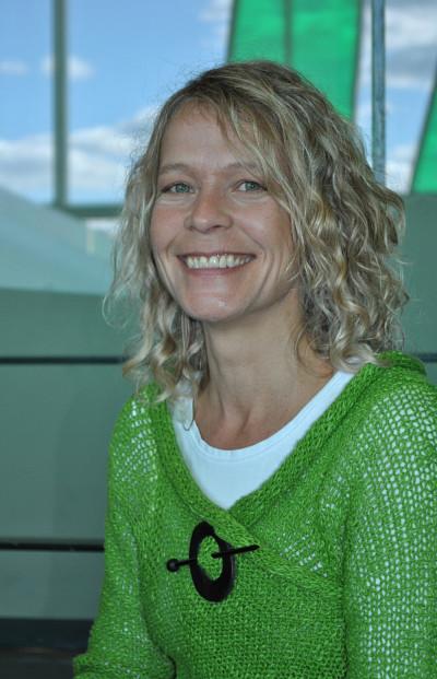 Lucie Durand a coordonné le dossier auprès de l'équipe de STARS.