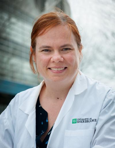 Véronique Giroux est titulaire de la Chaire de recherche du Canada sur la biologie des cellules souches gastro-intestinales.