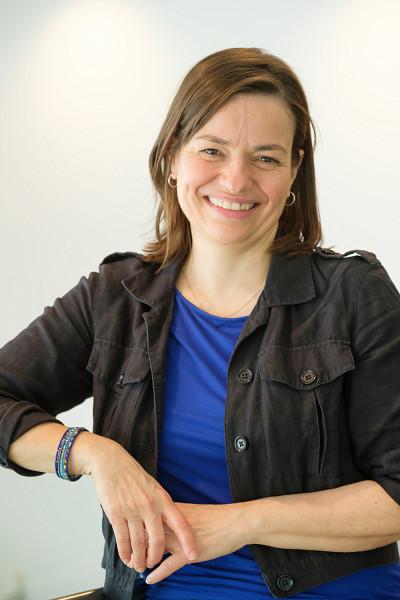 Professeure Eve Langelier