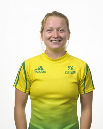 L'étudiante-athlète Ariane Bouchard