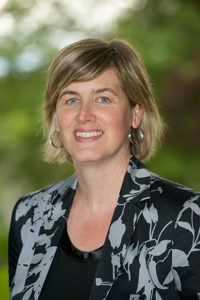Isabelle Dionne, nouvelle doyenne de la Faculté d'éducation physique et sportive.