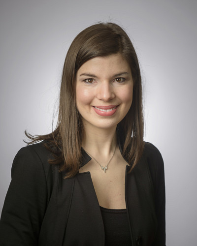 Véronique Fraser, vice-doyenne déléguée au développement stratégique