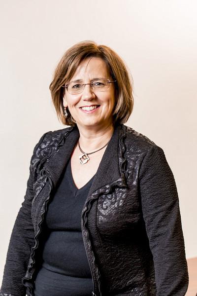 Julie Desjardins, vice-doyenne à la formation de la Faculté d'éducation