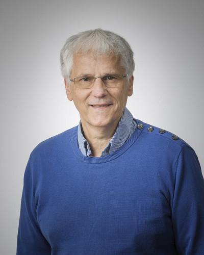 André Marquis, directeur du Centre de langues et vice-doyen à l'enseignement de la Faculté des lettres et sciences humaines