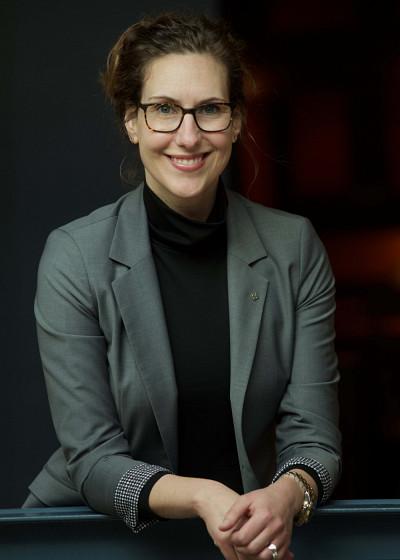 Émélie Corriveau est directrice adjointe du Centre Laurent Beaudoin.