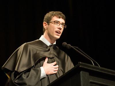 Paul Gagnon, porte-parole de promotion