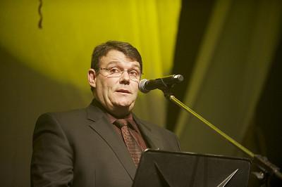 Le vice-président de La Fondation de l'UdeS, Daniel Denault