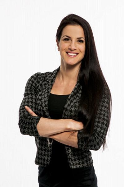 La professeure Julie-Christine Cotton, du Département des sciences de la santé communautaire, à la FMSS.