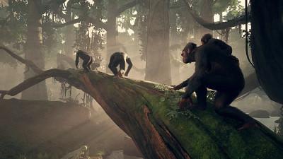 Ancestors: The Humankind Odyssey utilise l'évolution humaine comme trame de jeu.