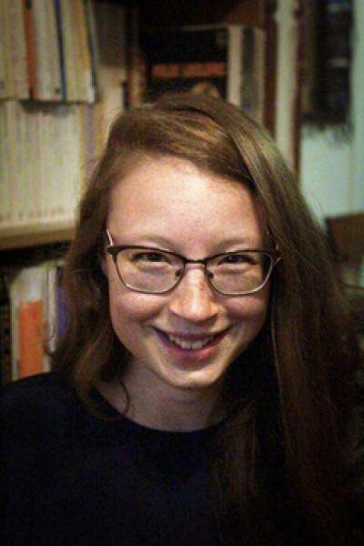 La doctorante en études littéraires Charlotte Comtois a remporté le prix Audace.
