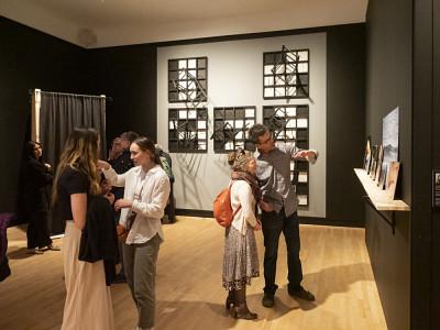 L'exposition Dialogues est présentée au Centre culturel de l'UdeS jusqu'au 18 mai 2019.