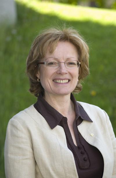 Colette Deaudelin, professeure au département d'enseignement au préscolaire et au primaire