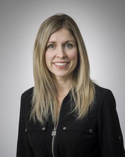 La professeure Marie-Eve Carignan est spécialiste de la communication de crise.