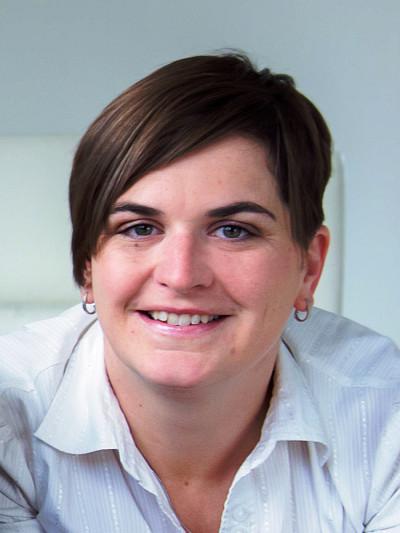 L'étudiante chercheuse Judith Robitaille, lauréate du prix Acfas IRSST Santé et sécurité au travail pour la catégorie maîtrise.