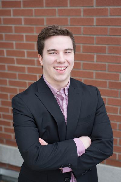 Jérémy Laplante-Chapdelaine, étudie également au baccalauréat en administration des affaires, concentration entrepreneuriat.