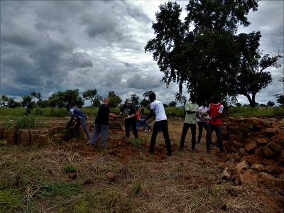 Le GCIUS à Tamale, au Ghana.