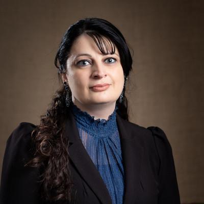 Rania El Bilani, chargée de cours