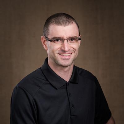 Patrice Bourgault, chargé de cours et coordonnateur de laboratoire d'enseignement