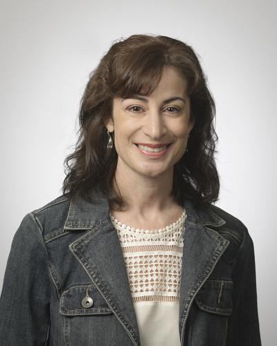 Louise Bienvenue, professeure au Département d'histoire