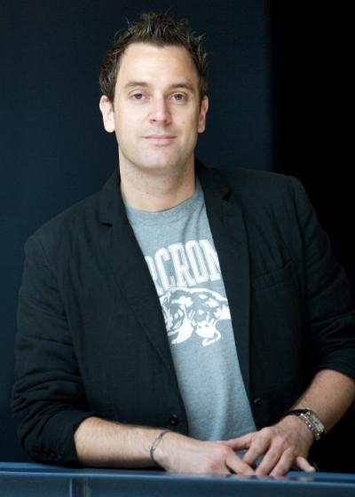 Fabien Durif, directeur de l'OCR et professeur à l'Université de Sherbrooke