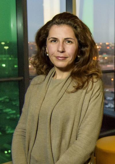 Helen-Maria Vasiliadis est professeure au Département des sciences de la santé communautaire, au Campus de Longueuil
