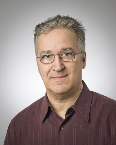 André Duhamel, professeur au Département de philosophie et d'éthique appliquée