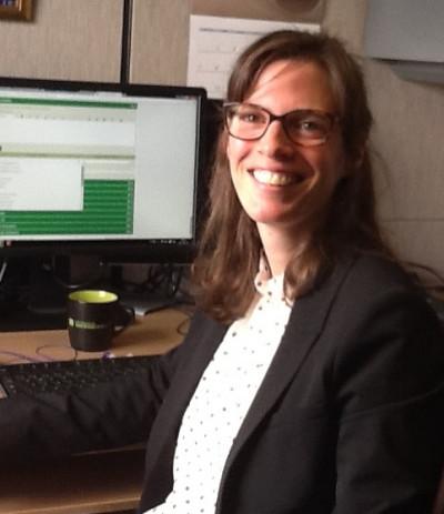 Karyne Meunier, conseillère au projet Véo