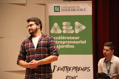 L'AED stimule l'entrepreneuriat étudiant en inspirant et en encadrant les porteurs de projets qui veulent se démarquer et prendre leur place.