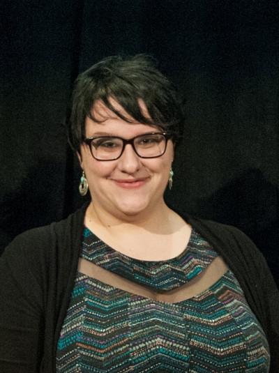 Kim Noël, gagnante du prix pour les étudiantes et étudiants des institutions d'enseignement supérieur de Sherbrooke.