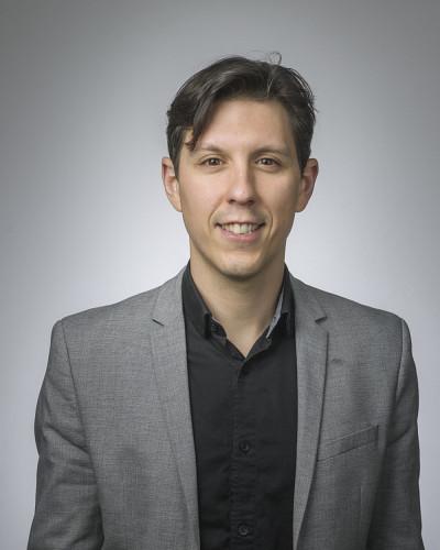 Professor Gabriel Blouin-Genest